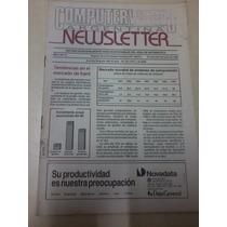 Revista Computerworld Argentina N 73 Junio 1990 Mercado Hard