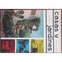 Revista Casas Y Jardines N° 363 - Ed. Contempora - 1964