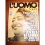 Revista L´uomo Vogue Abril 2009- Zaha Hadid