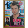Revista Tu # 20 Robert Pattinson Justin Bieber Poster - 4/10