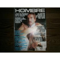 Revista Hombre Panama 1977 Jorge Luis Borges No Playboy Oui