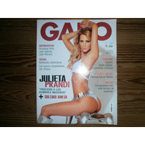 Revista Gabo Dic 07 / Ene 08 Julieta Prandi No Maxim Hombre