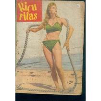 Revista Para Hombres Adultos Ricuritas Año 1955