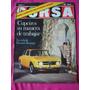 Revista Corsa N° 235 Carlos Pairetti Liebre Ford Tc B