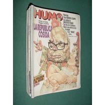 Revista Humor 163 Rock Miguel Zavaleta Wernich Moreno Ocampo