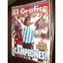 Revista E Grafico 3848 Argentina Campeon Poster Banfield Szw