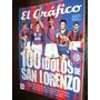Revista El Grafico 32 100 Idolos De San Lorenzo