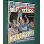 Revista El Grafico 3724 Boca Juniors Campeon Mar Del Plata