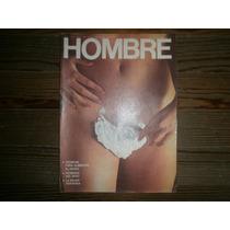 Revista Hombre Año 1 Nº 6 Mayo 1984 No Penthouse Playboy Oui