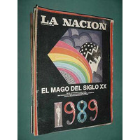 Revista Nacion 1017 Rock Elton John Diseño Erte Horowitz