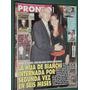 Revista Pronto 410 Natalia Oreiro Diego Torres Gaudio Fonzi