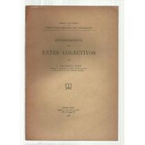 Finó, J. Frédéric: Encabezamientos De Entes Colectivos.1948