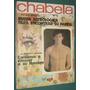 Revista Moda Chabela 448 C/ Moldes Alain Delon Ropa Vintage
