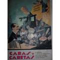 Antigua Revista Caras Y Caretas Del 29.5.1937
