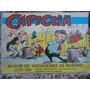Revista Capicua Album De Vacaciones De Invierno 1985