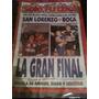 Revista Solo Futbol 5 De Agosto De 1991 Navarro Montoya