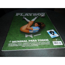 Revistas Playboy Romina Cisneros Mundial N 54