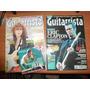 Revista Guitarrista Eric Clapton Yngwie Malmsteen Blur
