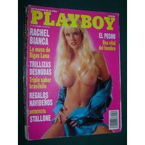 Revista Playboy España 180 Sylvester Stallone Rachel Bianca