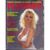 Play Boy Argentina Enero 1986