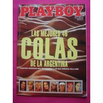 Revista Playboy Edicion Especial Las Mejoras 46 Colas Arg