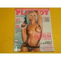 Revista Playboy Argentina #28 Abr 2008 Nazarena Velez Desnu