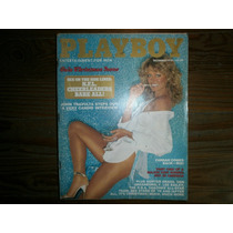 Revista Playboy Americana December 1978 Farrah Fawcett Usa