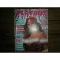 Revista Playboy Diciembre 1986 Edicion Argentina Sin Poster