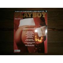 Revista Playboy Argentina Diciembre 2007 No Hombre Maxim Oui