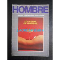 Lo Mejor De Hombre Nº 1 - Edición Especial 03/1985