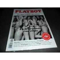 Revista Playboy Argentina Aniversario 10 Años N 119