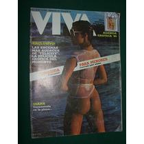 Sexy Revista Viva Argentina 51 Diana Agenda Erotica Sexo
