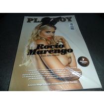 Revista Playboy Argentina Rocio Marengo Anuario 2014 N 107