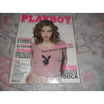 Revista Playboy Dolores Fonzi