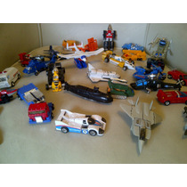 Gobots Transformers! Coleccion Decada 80
