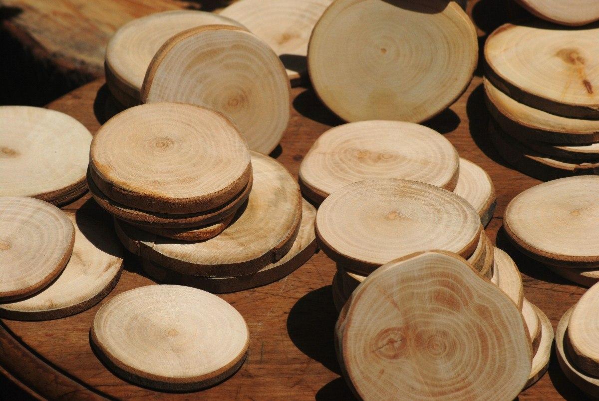 Artesanias con troncos decoraci 243 n con troncos de 225 - Tronco de arbol para decoracion ...