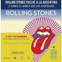 Plateas Preferenciales Rolling Stones