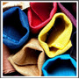 Yute Arpillera De Color, 20 Colores , X 25 Mts, Oferta!!!!!