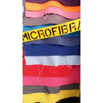 Microfibra De Muchos Colores Por 10 Metros 1,50m De Ancho