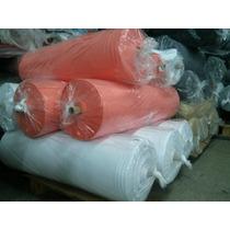 Tela Jersey Blanco 24/1 Peinado Algodon 100%