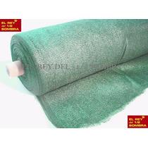 Media Sombra Agriplas Negra-verde Inglés 80% 2.10 X 25 Mts
