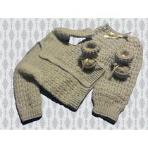 Pa Oletas Y Ajuar Para Bebes : Tejidos Al Crochet - Ropa de Bebés