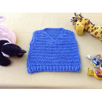 Chaleco Crochet Para Bebes