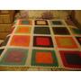Cubrecamas Crochet 1,80 Por 1,40 Metros Nuevo 999$