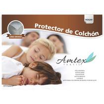 Protector De Colchon C/ Elasticos Todas Las Medidas