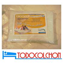 Protector Cubre Colchon 140 X 190 Matelaseado Todocolchon