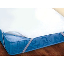 Protector Funda Cubre Colchon Impermeable 140x190