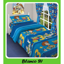Acolchado + Sábanas Disney Piñata - Cars, Mickey, Spiderman