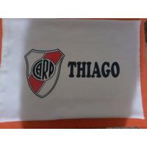 Fundas Para Almohadas Futboleras!! Todos Los Clubes!! Y Foto