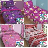Sabanas Frozen Monster High Minie Violetta Piñata En Flores!